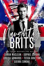 Naughty Brits book cover